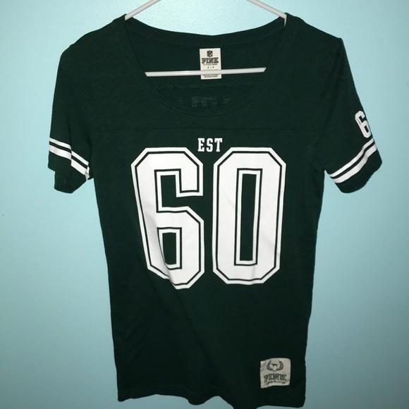 2bce706402221 Sporty NFL/PINK NY Jets Women's T-shirt Jersey